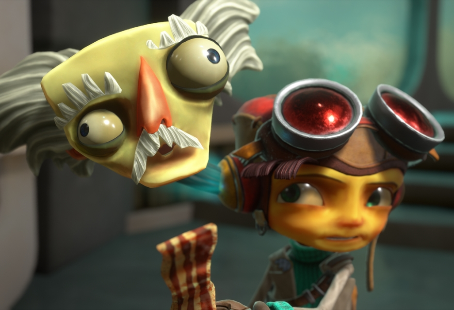 Psychonauts 2 miłą niespodzianką gali The Game Awards 2018