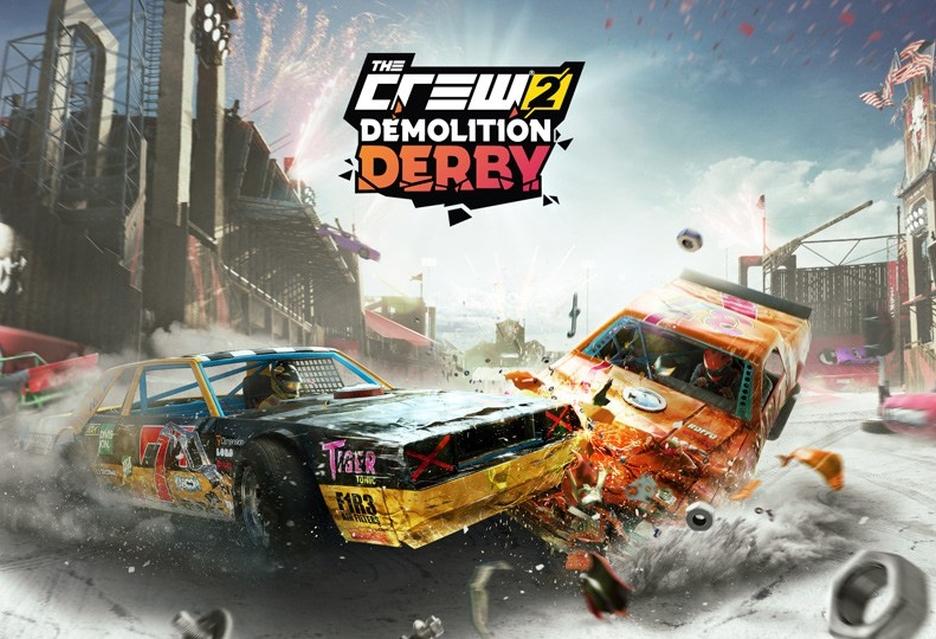 The Crew 2 rozbudowane o Demolition Derby