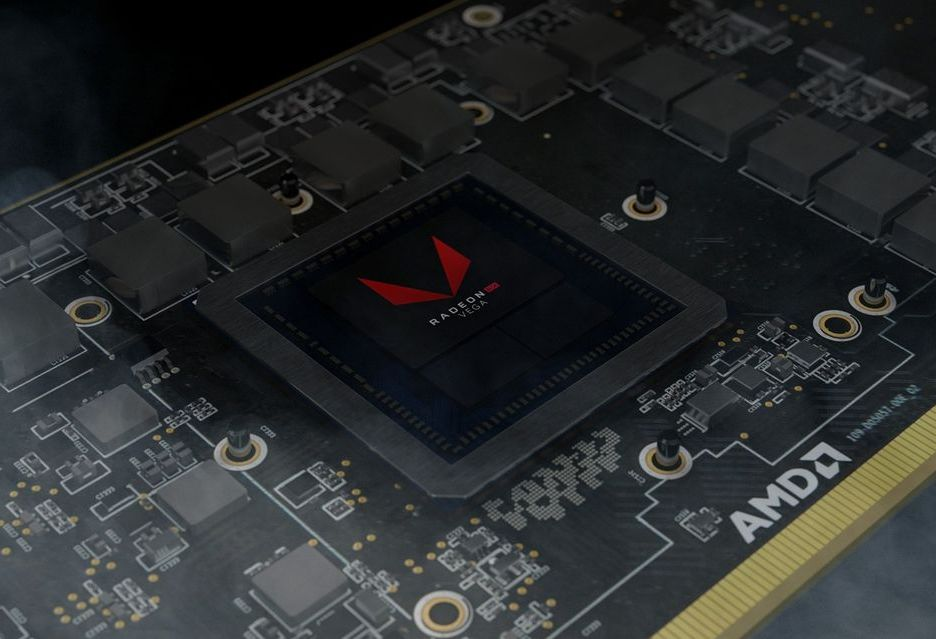 Vega II - AMD rejestruje nowy znak towarowy
