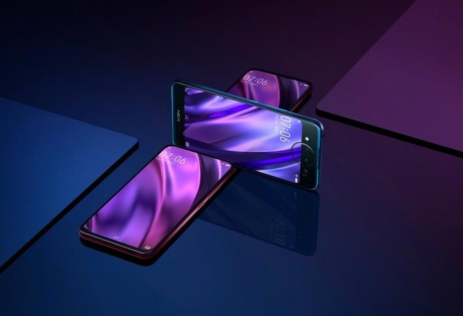 Vivo NEX Dual Display Edition - smartfon z dwoma wyświetlaczami