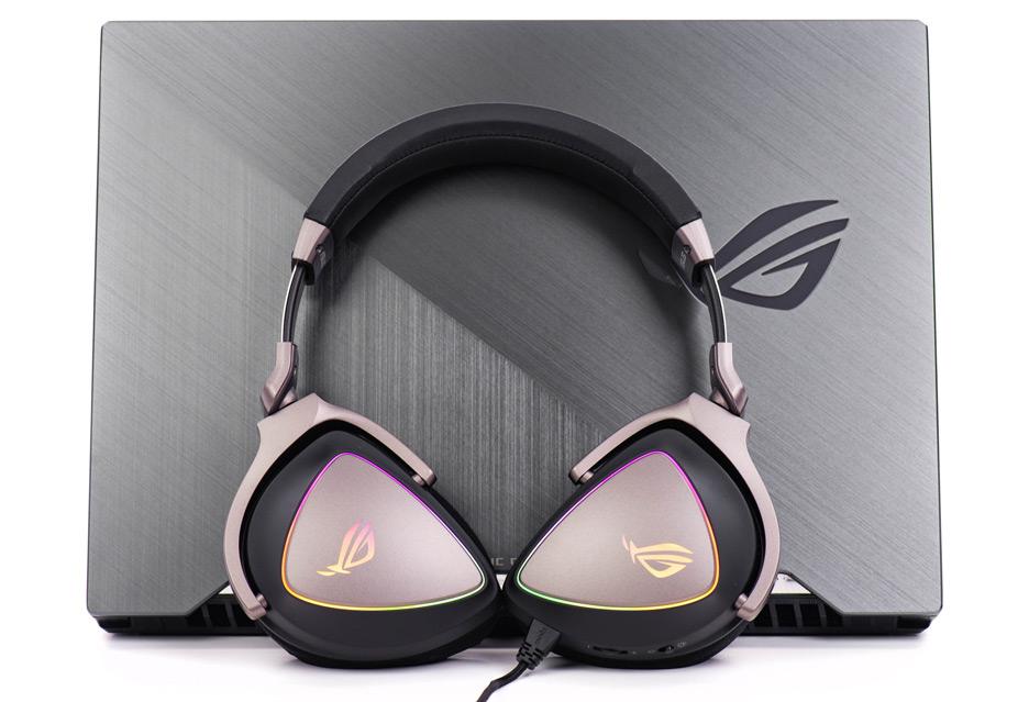 ASUS ROG Delta - znakomite słuchawki do PC, konsoli i smartfona | zdjęcie 1
