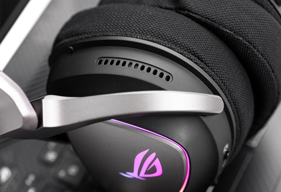 ASUS ROG Delta - znakomite słuchawki do PC, konsoli i smartfona | zdjęcie 2