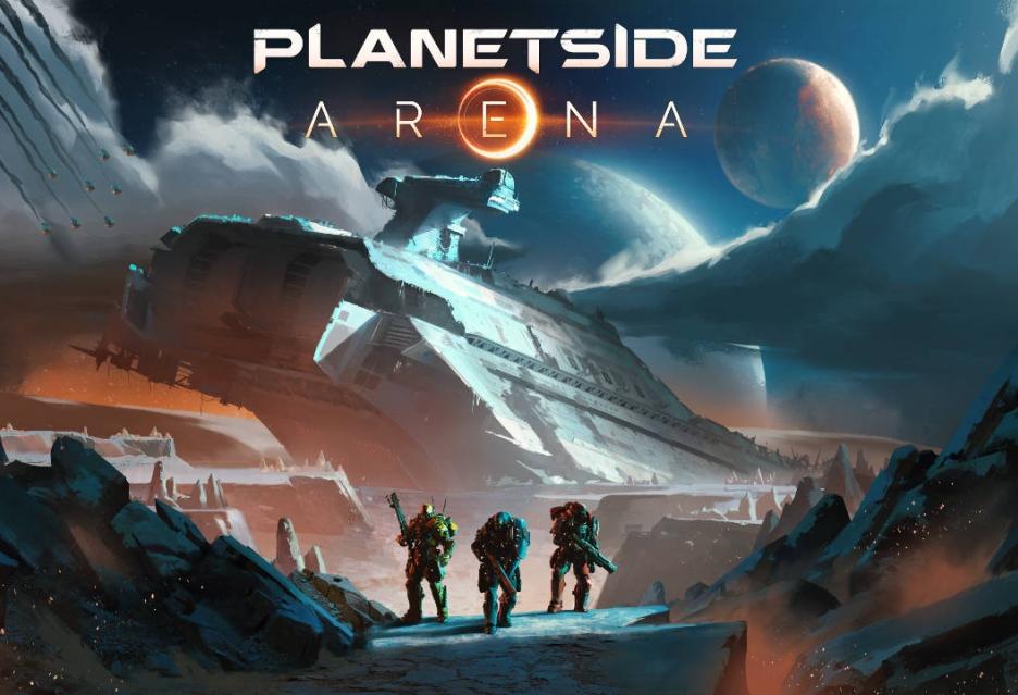 Zapowiedziano PlanetSide Arena - nowy wieloosobowy shooter sci-fi