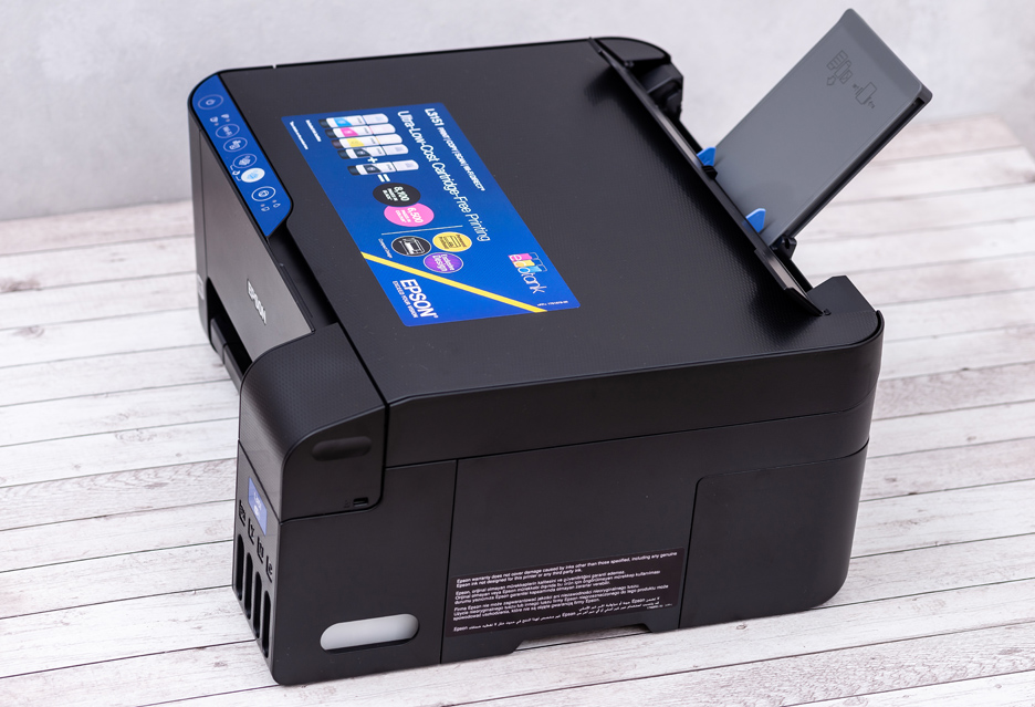 Epson L3151 - test drukarki, skanera i kopiarki w jednym | zdjęcie 4