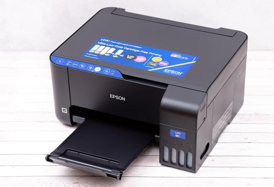 Epson L3151 - test drukarki, skanera i kopiarki w jednym | zdjęcie 2