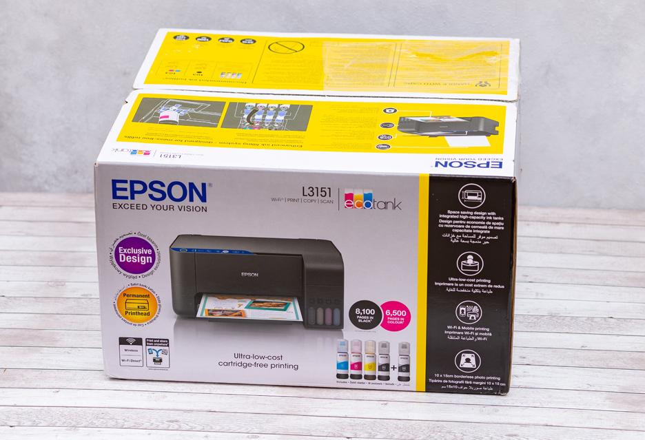Epson L3151 - test drukarki, skanera i kopiarki w jednym | zdjęcie 7