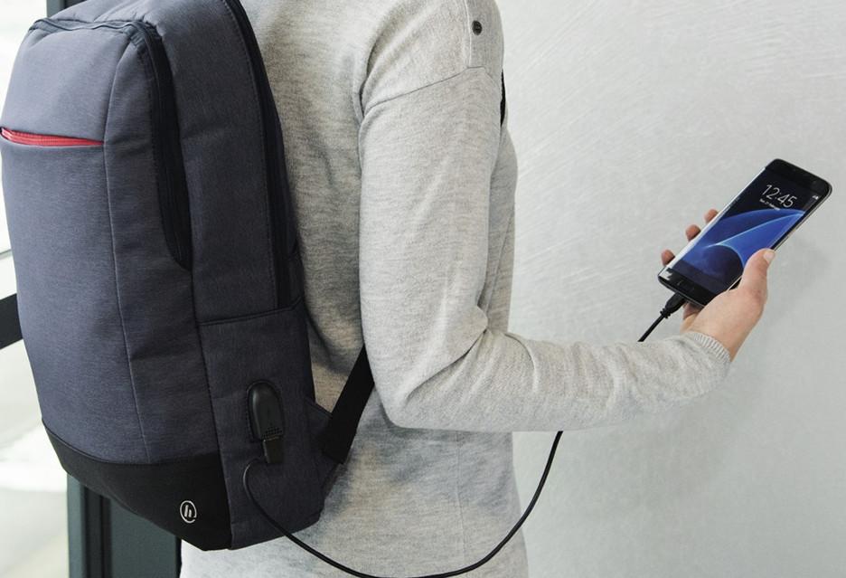 Plecak dla mobilnych wielozadaniowców - Hama Manchaster