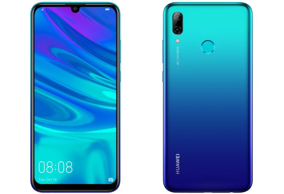 Huawei P smart 2019: premiera smartfona