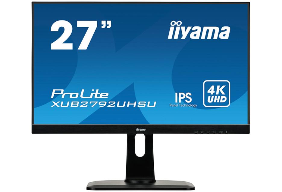 Nowy monitor 4K iiyama - 27 cali dla grafika (i nie tylko)