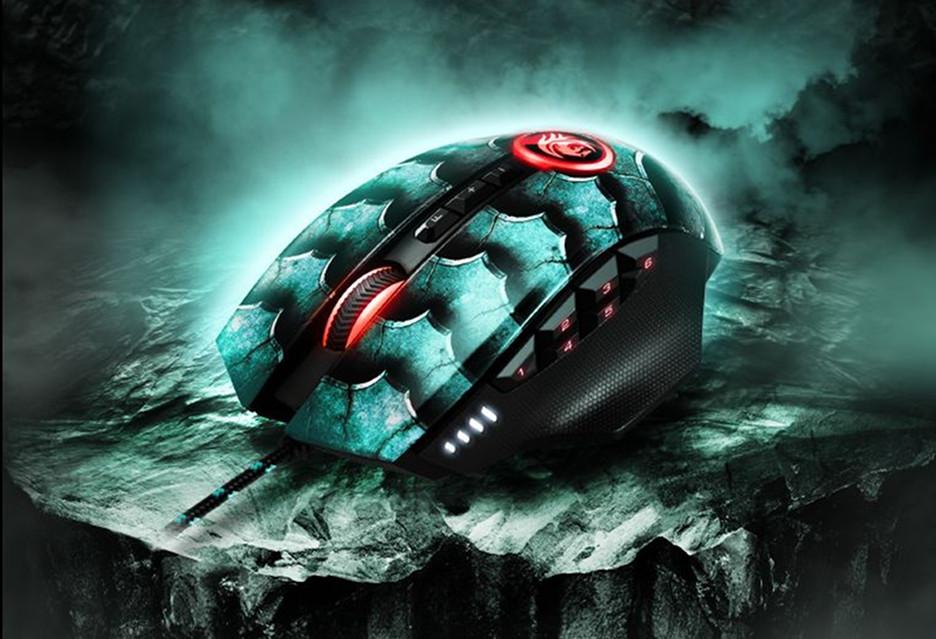 Smok wśród gryzoni powraca w nowej, jeszcze lepszej wersji - oto Sharkoon Drakonia II