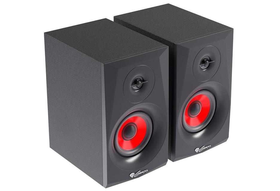Tanie głośniki na biurko gracza - Genesis Helium 400BT i 200