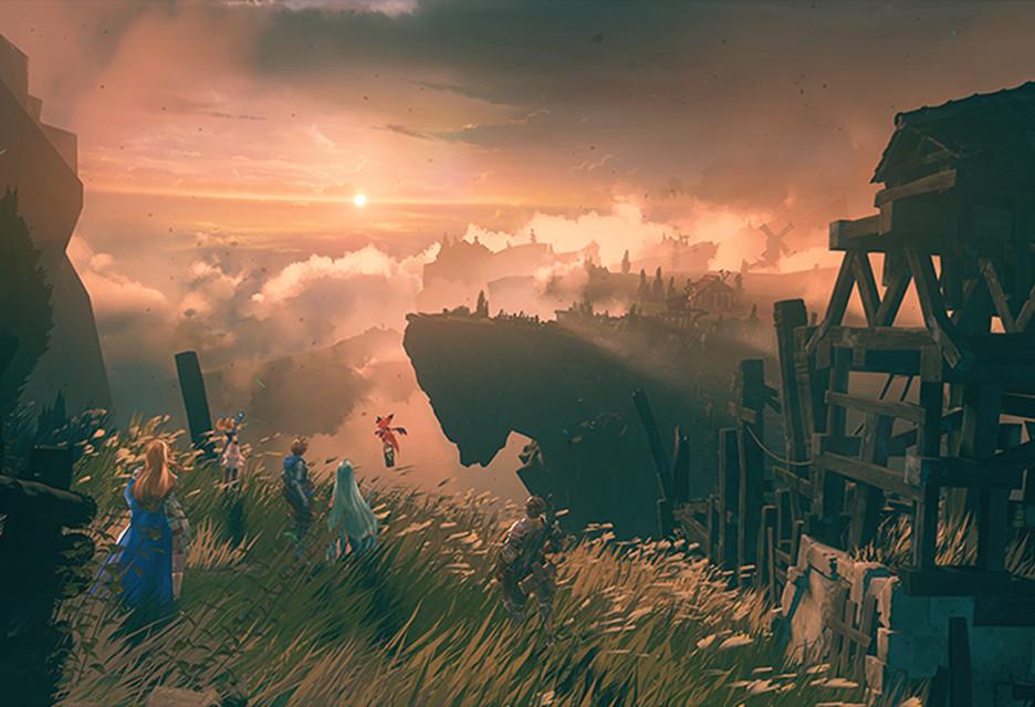 Oto nowe klimatyczne jRPG twórców Bayonetty i NieR: Automata - Granblue Fantasy: Relink