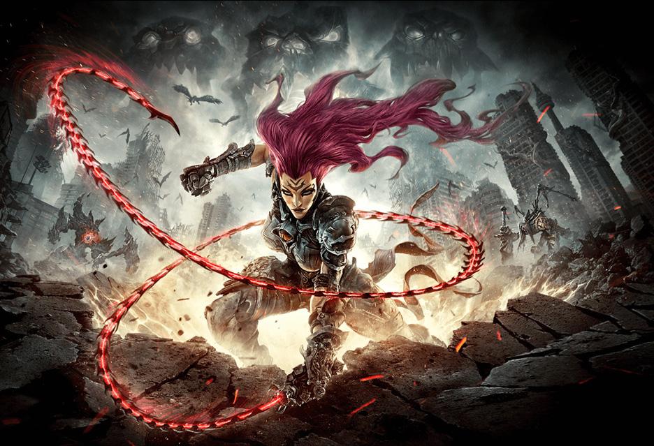 Darksiders 3 – niezbyt udany powrót Jeźdźców Apokalipsy | zdjęcie 1