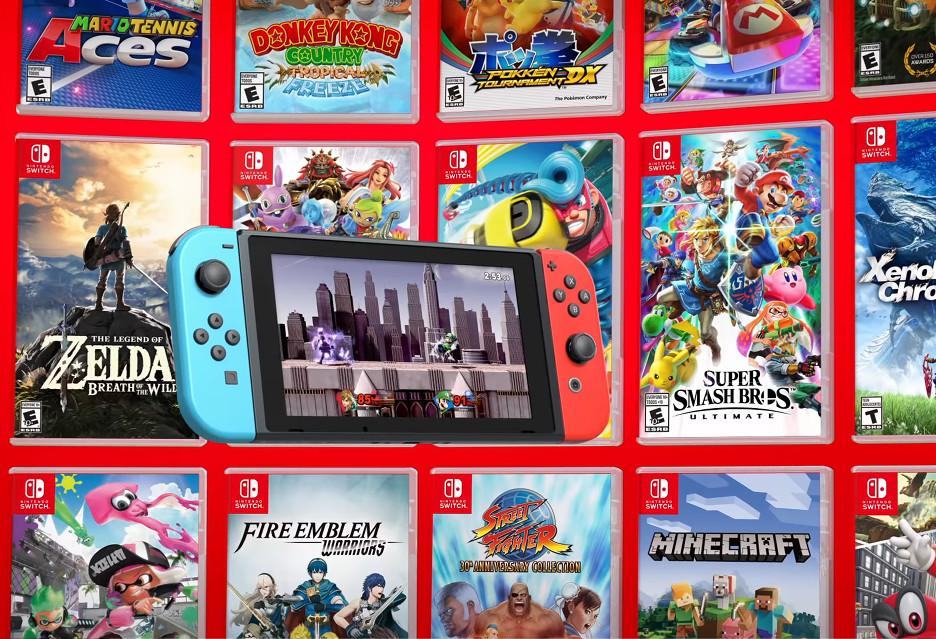 Super Smash Bros. Ultimate to europejski megahit