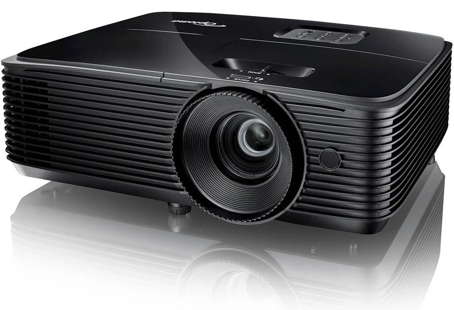 Tani i jasny projektor do firmy - Optoma ma 4 propozycje