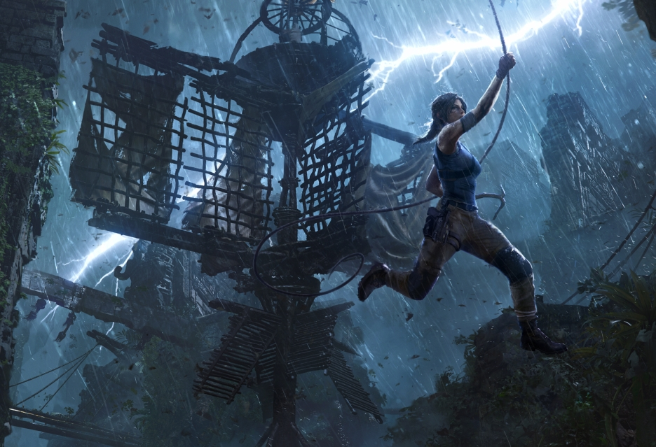 Shadow of the Tomb Raider - The Pillar już dostępny