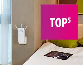 Jaki repeater Wi-Fi kupić - TOP 5