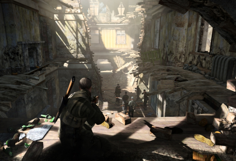 Nadciąga remaster Sniper Elite V2?