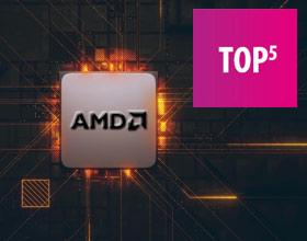 Jaki procesor AMD kupić - TOP 5