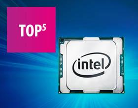 Jaki procesor Intel kupić - TOP 5