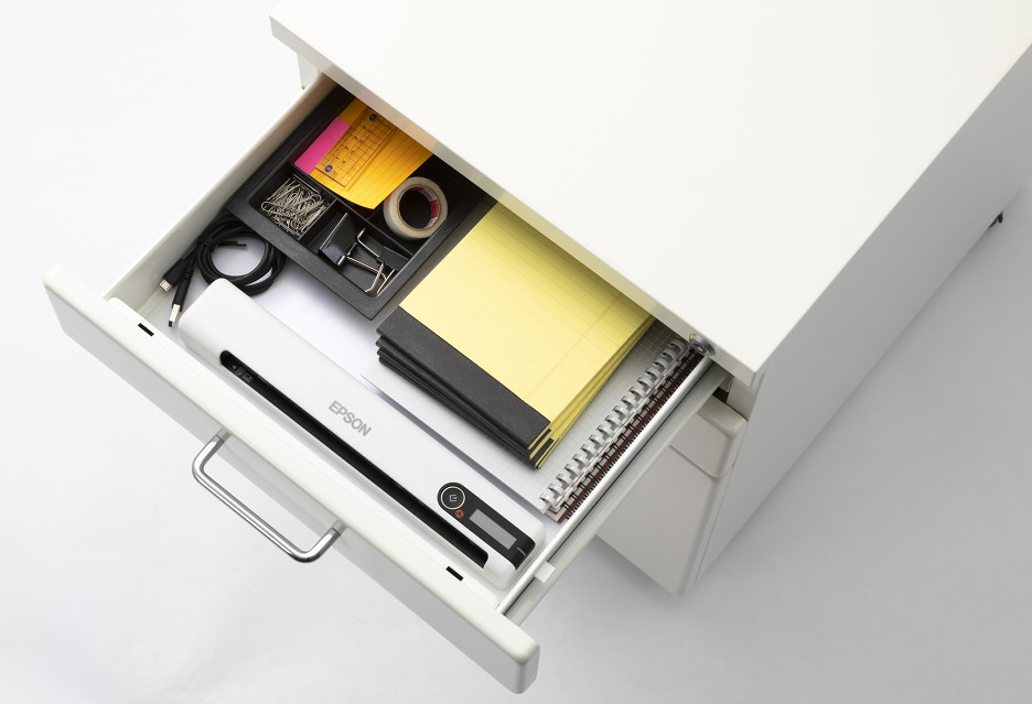 Epson proponuje łatwe i wydajne skanowanie poza biurem