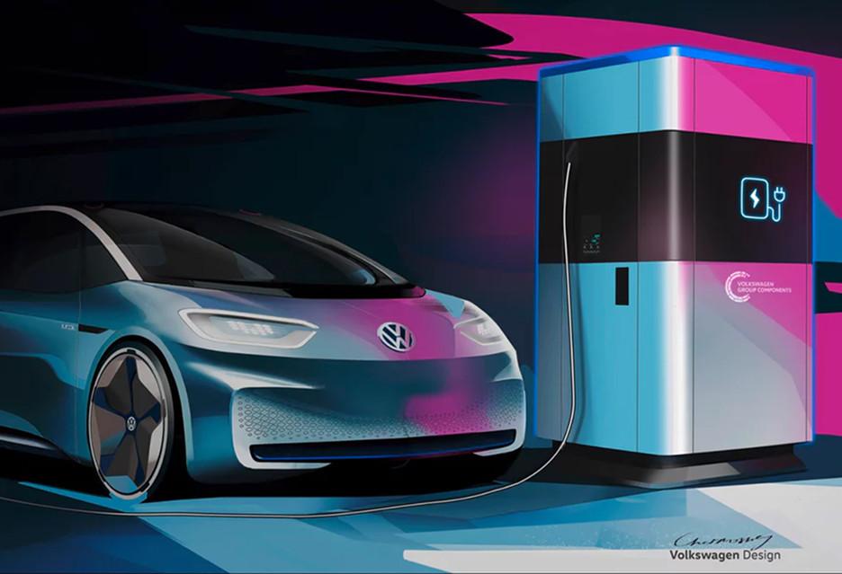 """Volkswagen """"power bankiem"""" chce pomóc właścicielom aut elektrycznych"""