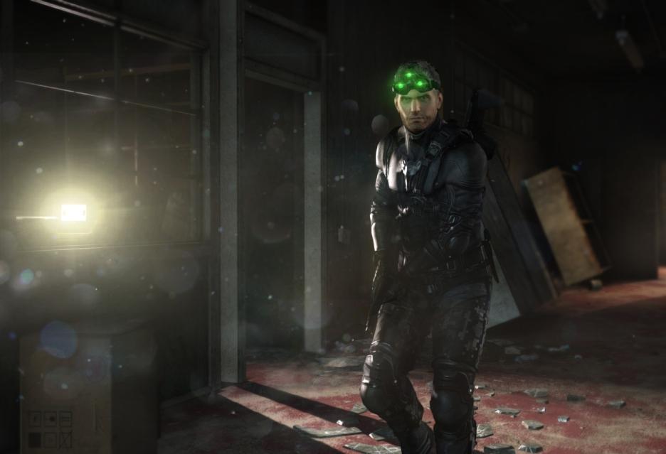 Jade Raymond pracowała nad nową częścią serii Splinter Cell