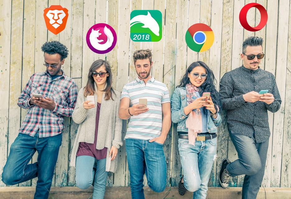 Test przeglądarek mobilnych - która najszybsza? | zdjęcie 1