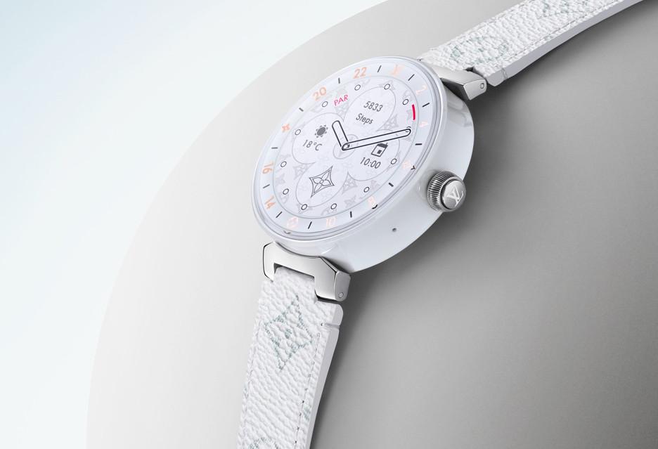 Nowy, elegancki smartwatch Louis Vuitton wygląda świetnie, ale…