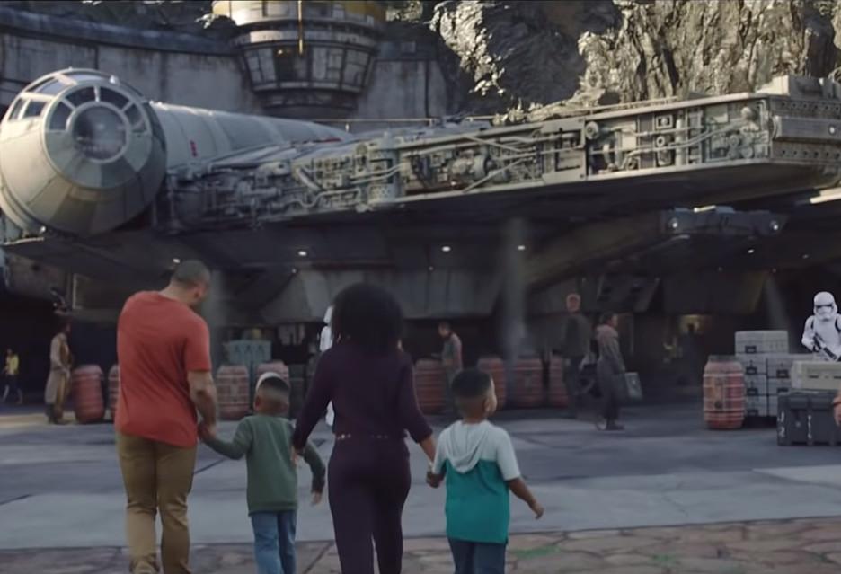 Park rozrywki dla fanów Gwiezdnych wojen