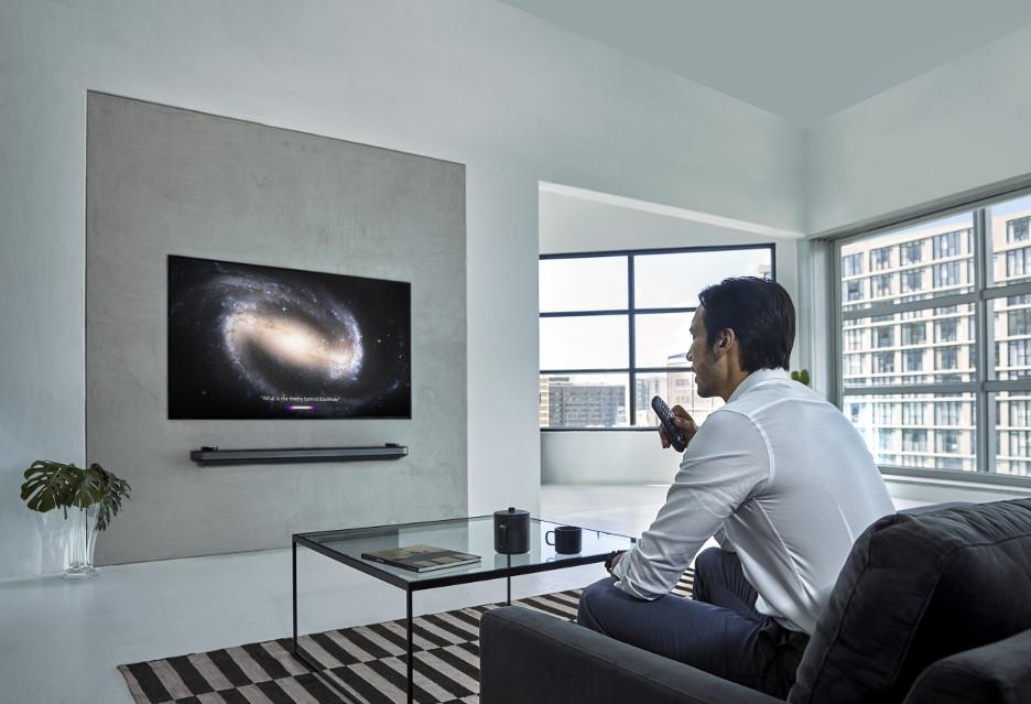 Telewizory LG na rok 2019 - OLED i LCD, aż do 8K