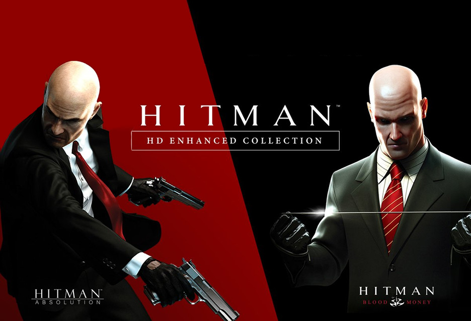 Nadciąga Hitman HD Enhanced Collection