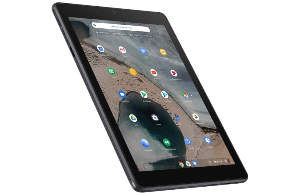 Asus zaprezentował tablet z Chrome OS