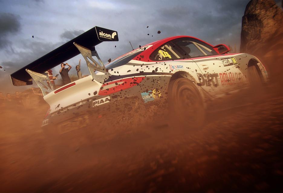 DiRT Rally 2.0 będzie wymagającą grą - kilka słów o uszkodzeniach i degradacji