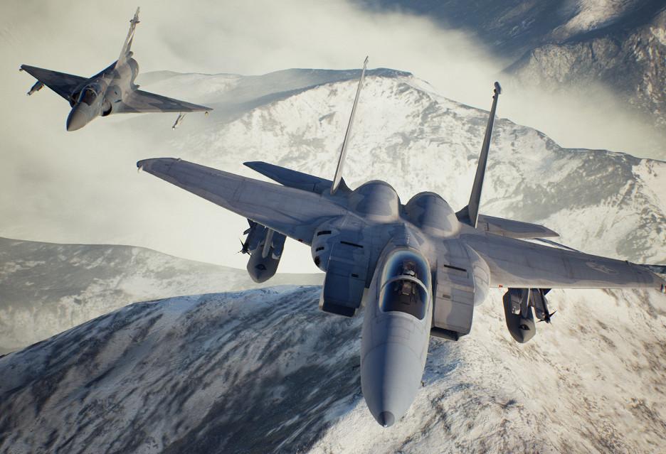 Ace Combat 7: Skies Unknown już za rogiem