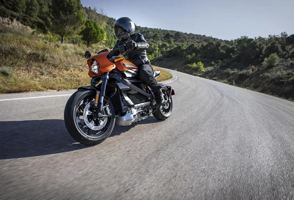 Elektryczny motocykl Harley-Davidson LiveWire na ostatniej prostej