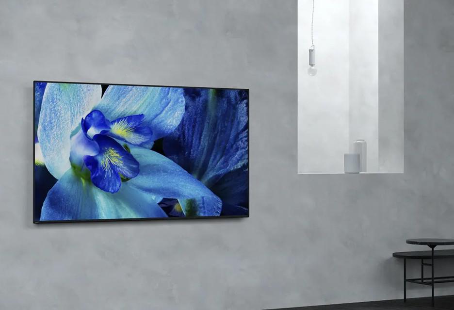 Najnowsze telewizory Sony - 8K, OLED 4K i wiele więcej