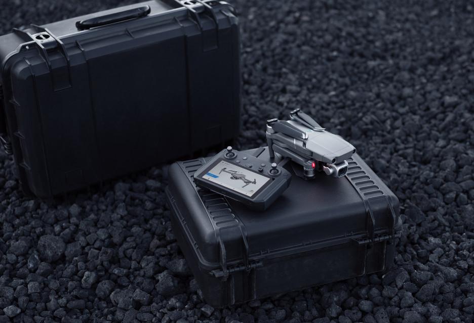 DJI Smart Controller, czyli wygodniejsze sterowanie dronem