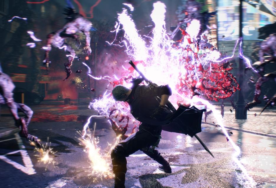 Devil May Cry 5 otrzyma (jeszcze jedno) demo