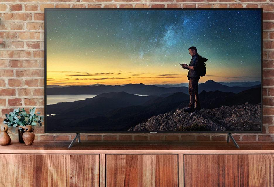 Samsung 65NU7172 - test 65-calowego telewizora 4K | zdjęcie 1