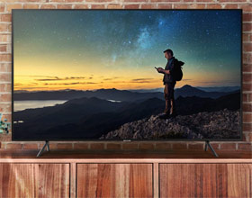Samsung 65NU7172 - test 65-calowego telewizora 4K