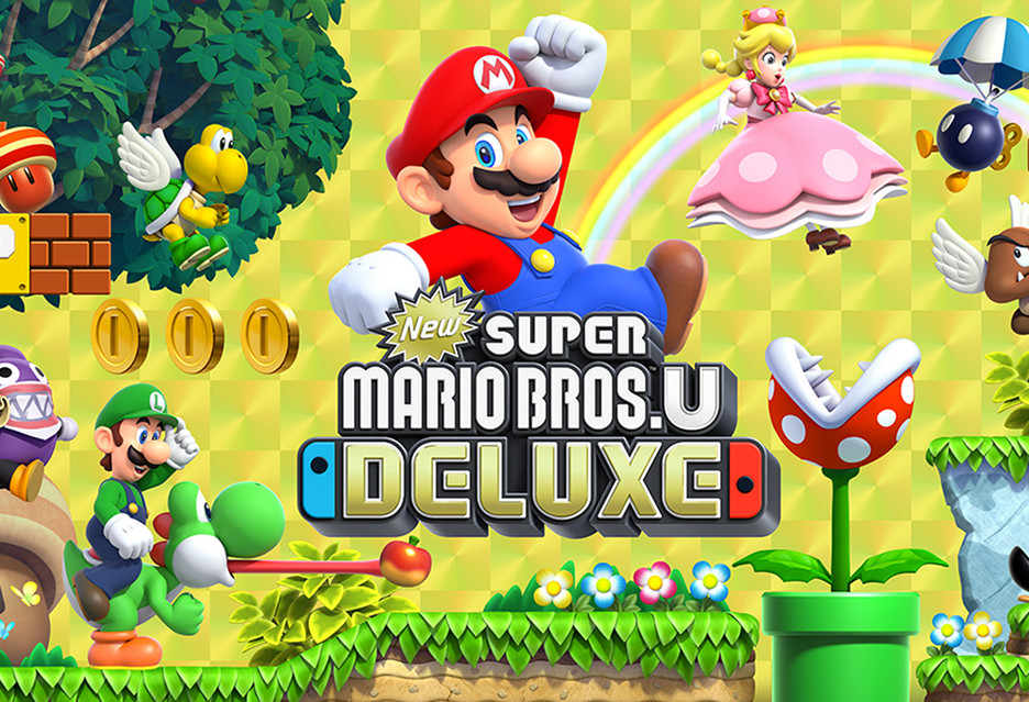 Dziś premiera New Super Mario Bros. U Deluxe na Nintendo Switch