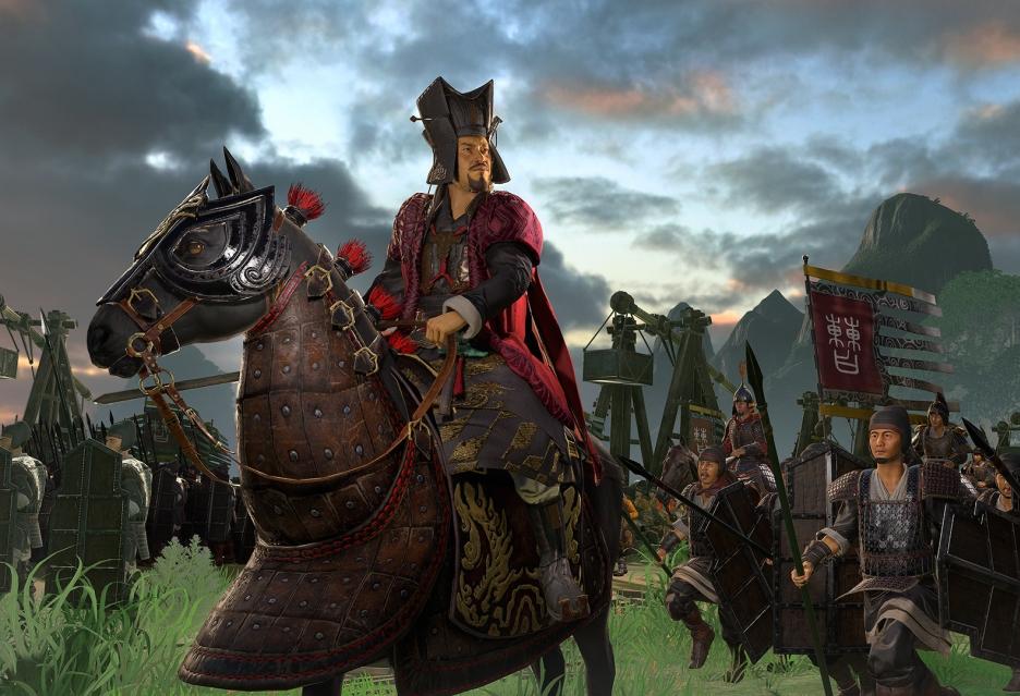 Nowy zwiastun Total War: Three Kingdoms wprowadza w świat gry