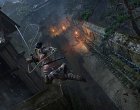 2 minuty z Sekiro: Shadows Die Twice