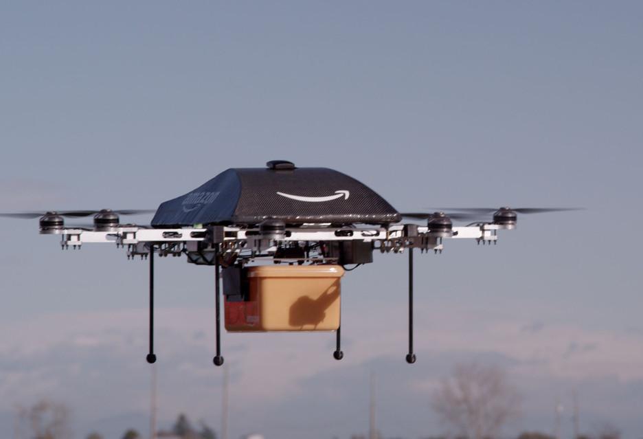 Dronowe dostawy coraz bliżej (przynajmniej w USA)