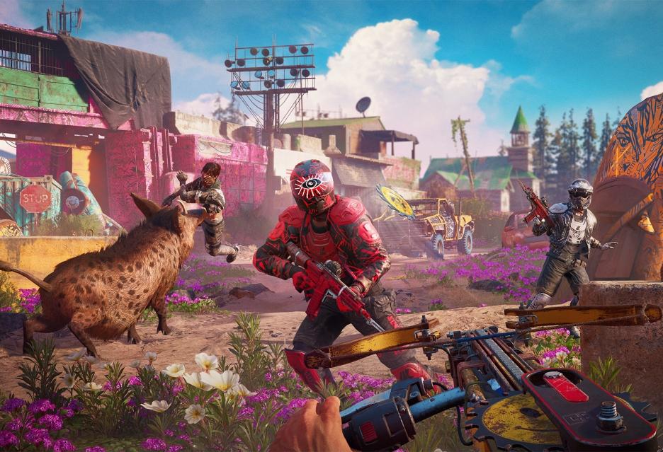 Oto wymagania sprzętowe Far Cry New Dawn