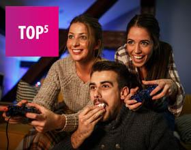 Najlepsze gry imprezowe – TOP 5