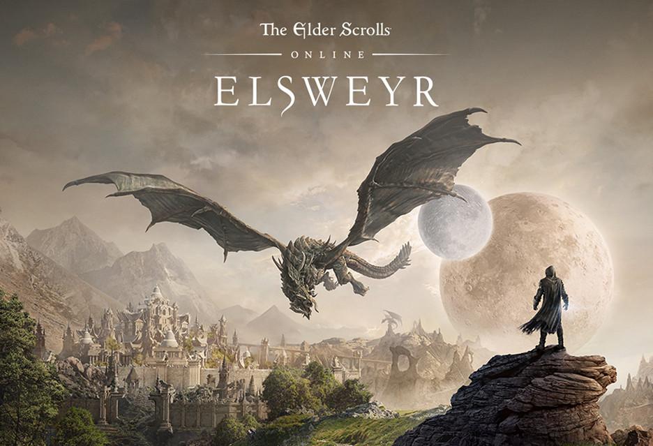 The Elders Scrolls Online: Elsweyr - zwiastun (smoczego) dodatku
