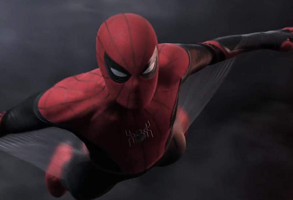 Film Spider-Man: Daleko od domu na trailerze