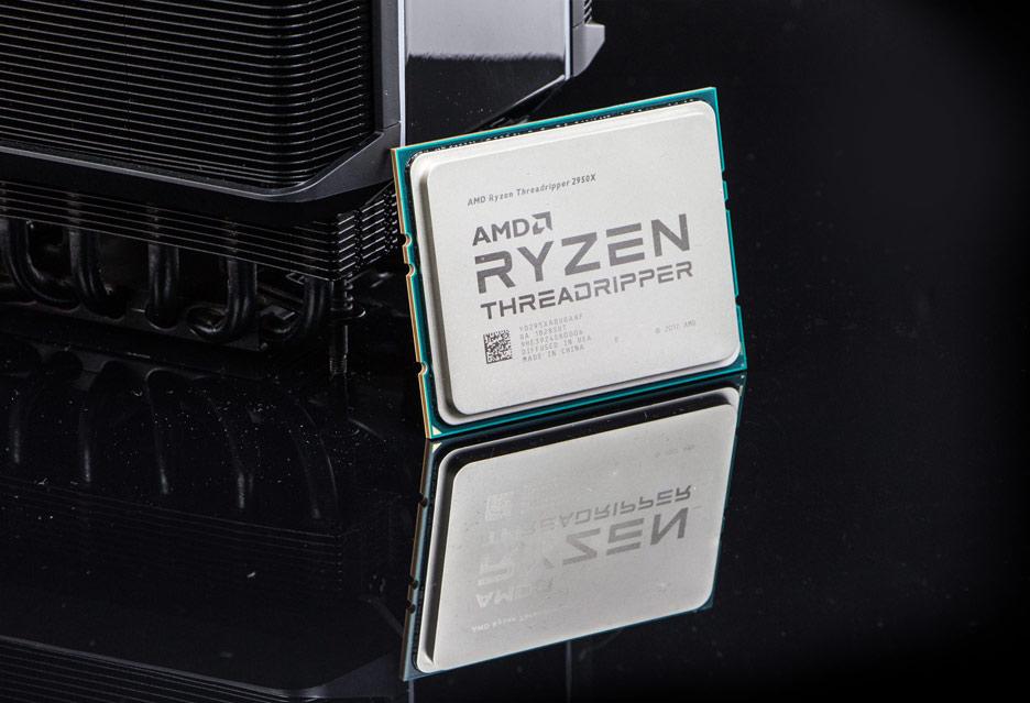 Procesory Ryzen Threadripper ograniczone pod Windowsem - AMD już pracuje nad poprawką